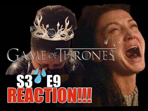 """Download Game of Thrones S3 E9 """"The Rains of Castamere""""- FULL REACTION!!!"""