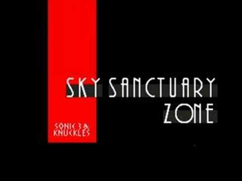 Sonic & Knuckles Music: Sky Sanctuary