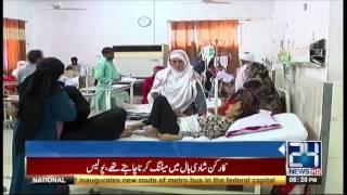 India refuses visas to Pakistani patients