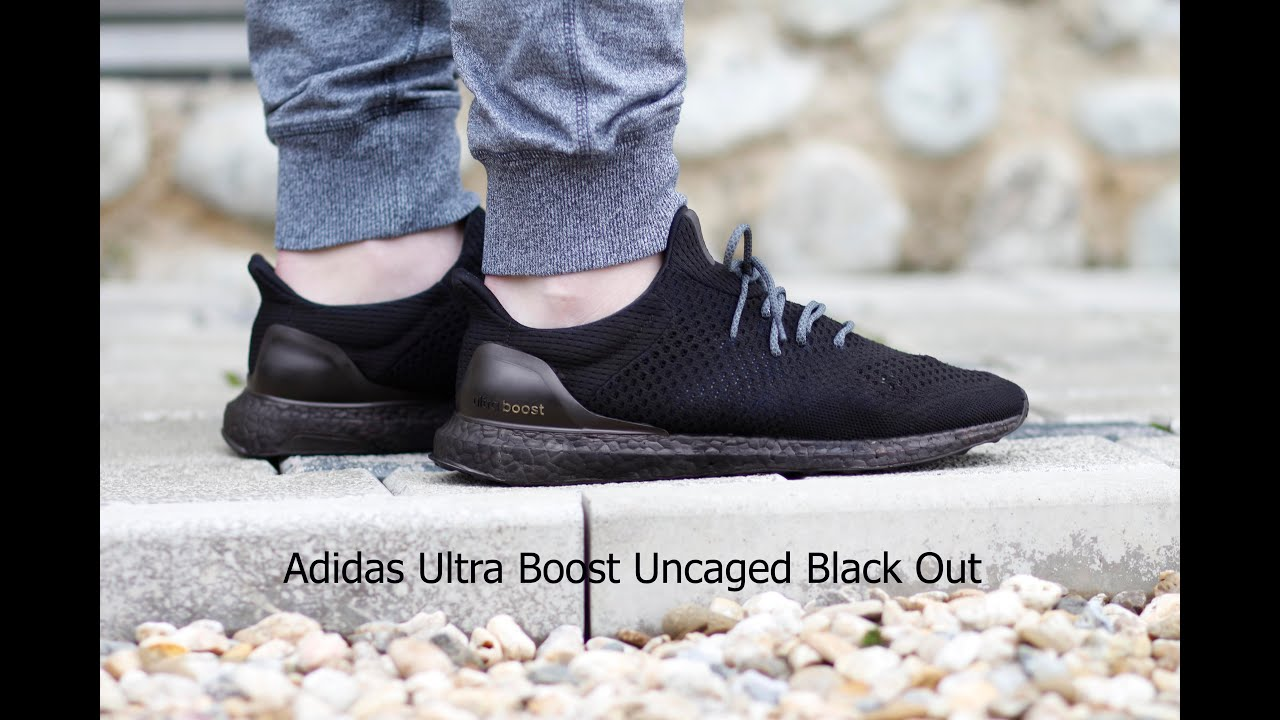 Men  Black  Ultra Boost  adidas UK