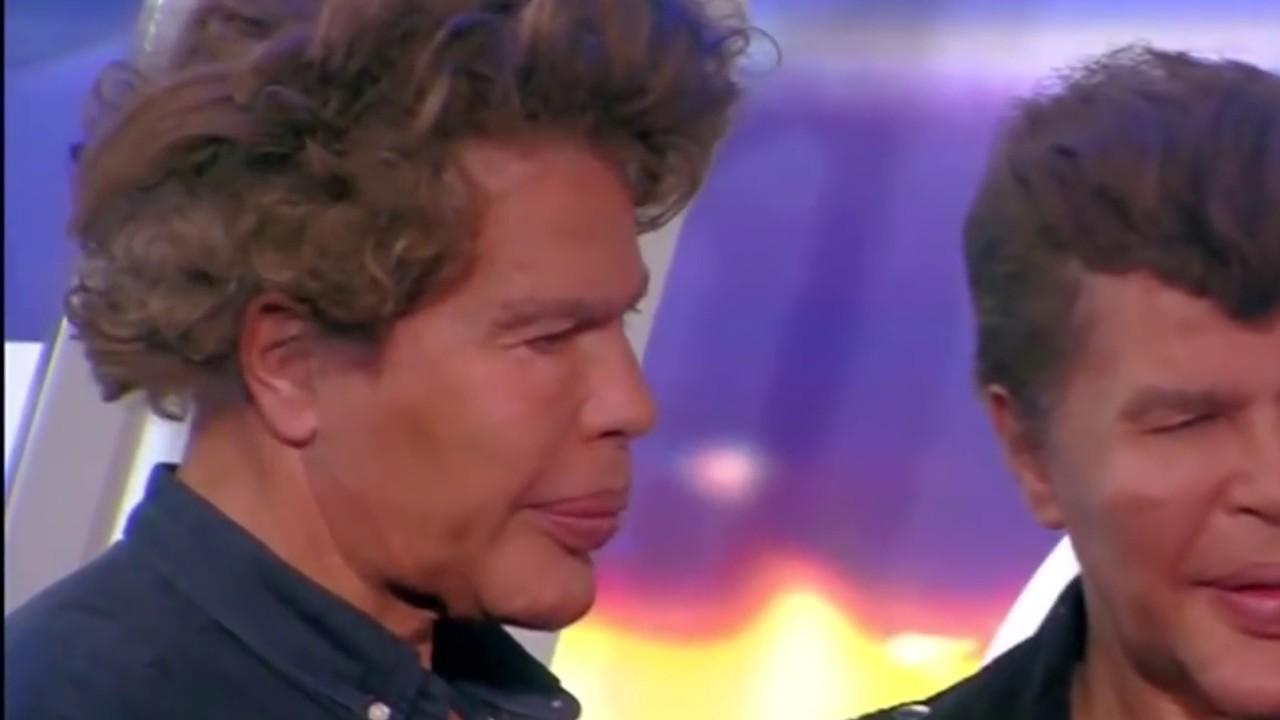 Neanderbeast Demons TV Footage: The Bogdanoff Twins