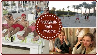 Last Night in Dubai & Crying at Lions | VLOGMAS