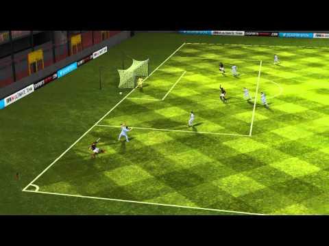 FIFA 14 Android - Milan VS Inter