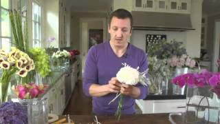 How To Arrange Flowers And Create Simple Bouquets | Pottery Barn