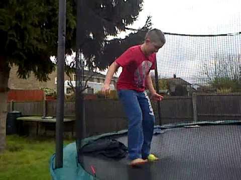 trampoline football 2