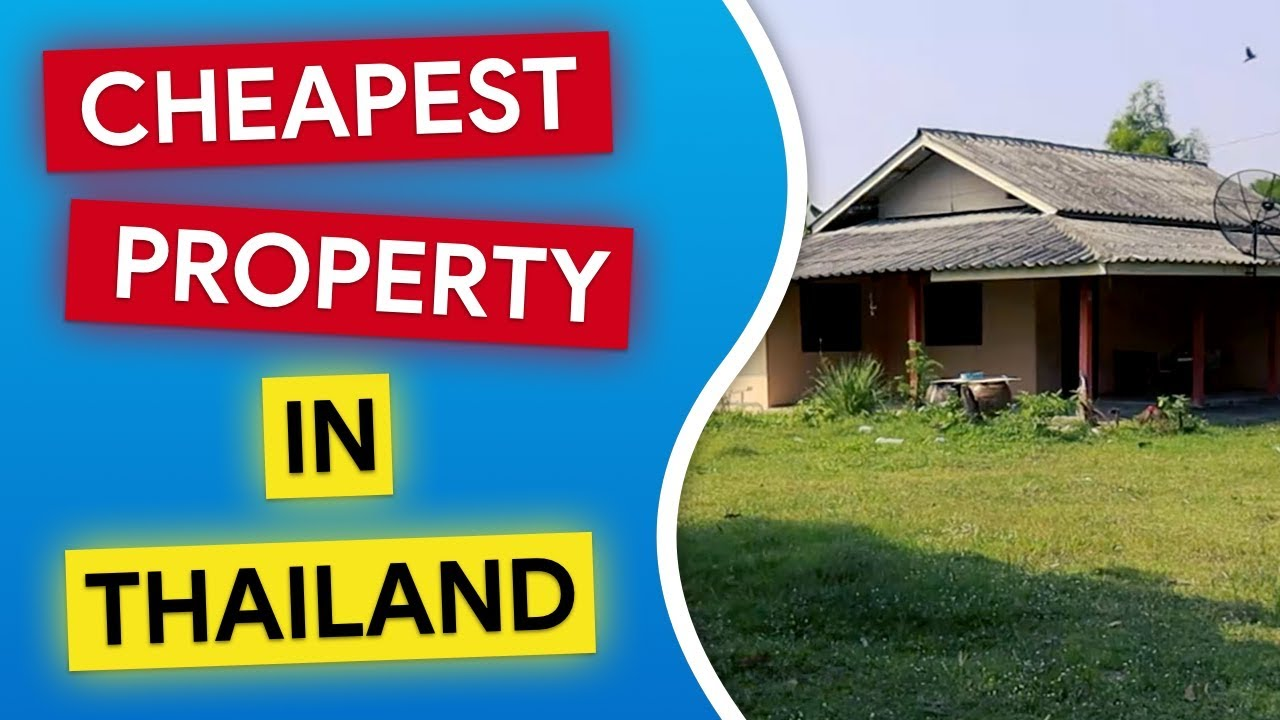 Cheap Rental Property In Thailand