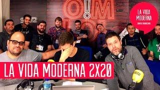 La Vida Moderna 2x20… es ponerse la pulsera de actividad para echar un polvo.– OhMyLOL Cadena SER