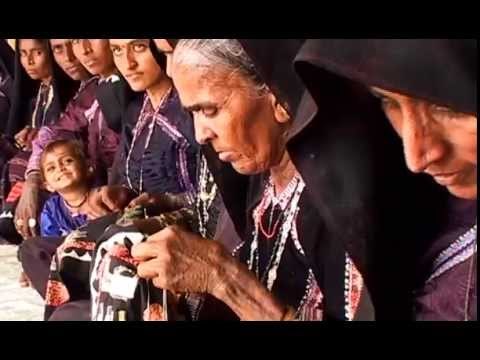 "Tribes of Kutch  ""Needle Craft"""