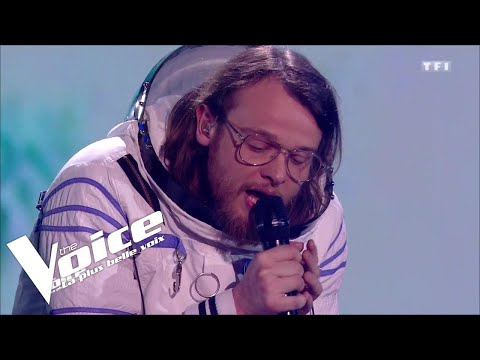 Radiohead (No Surprises) | Guillaume | The Voice 2018 | Lives