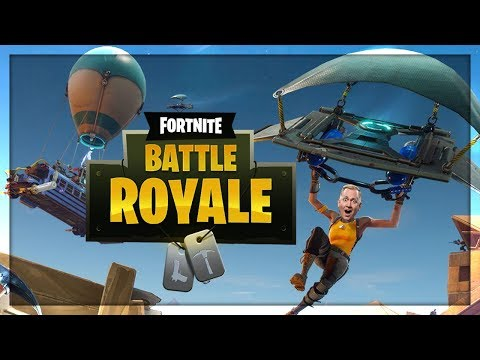 FORTNITE With Galadon - Surprising Random People in Voice Chat!