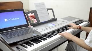 Facebook Lookback Music (PIANO COVER HD)