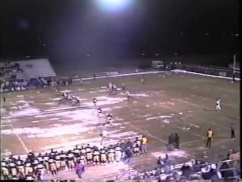 Wheat Ridge Football 1995 vs. ThompsonValley