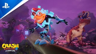 Crash Bandicoot 4: It's About Time | Demo Trailer | PS4
