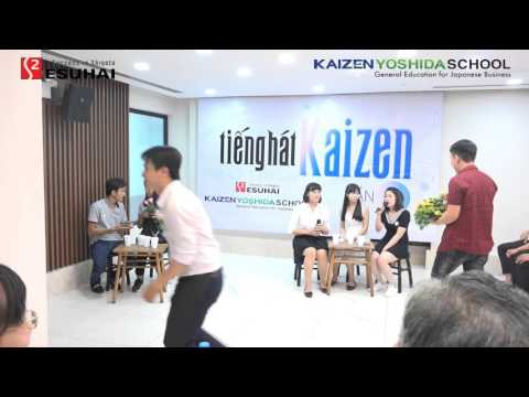 Tiếng hát Kaizen 2016  E128  MOSHIMO UNMEI NO HITO GA IRU NO NARA
