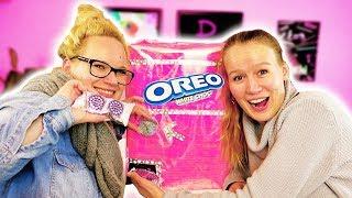 DIY Süßigkeiten Automat selber machen mit Eva & Kathi | OREO Maschine für zuhause | DIY Inspiration