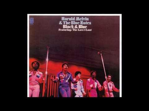 Black & Blue 1973 - Harold Melvin & The Blue Notes