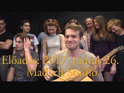 Madách Színház - Shakespeare szonettek a Fesztiválon