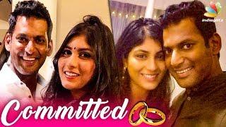 BREAKING : Vishal to Marry Arjun Reddy Actress | Hot Tamil Cinema News