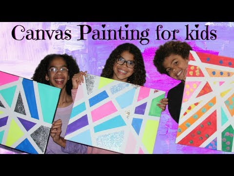 diy-canvas-painting-for-kids-quick-and-easy-canvas-painting-tutorial-for-children