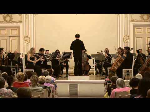 Mehdi Hosseini: Concerto for String Quartet and Chamber Orchestra