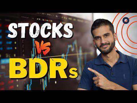 BDR ou Investir direto por Corretora Americana? Qual a Melhor Forma de Investir no Exterior ?