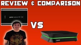 Elgato Game Capture HD  vs Hauppauge HD PVR 2 (Review and Comparison)