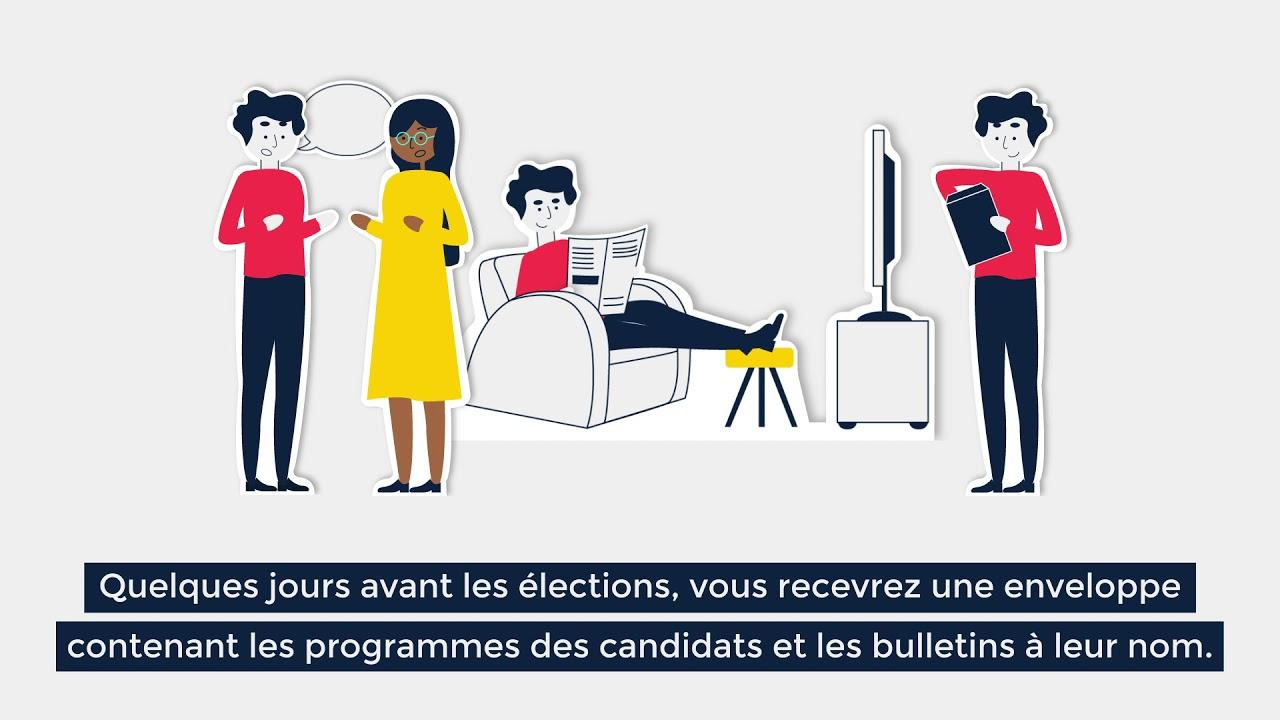 Elections Fonctionnement Et Inscription Ville De Paris