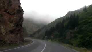 aydintepe arakli yolu salmankaş tüneli sonrasi