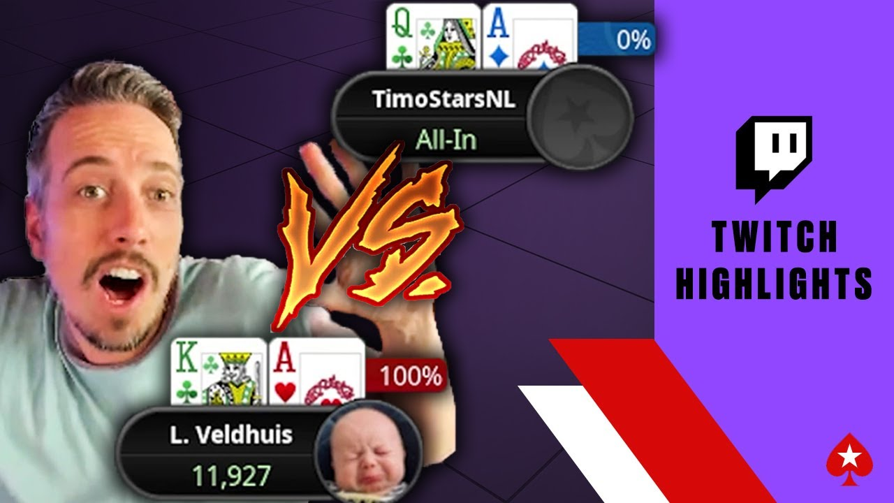 Most EPIC and FUNNIEST MOMENTS of Last Week ♠️ Twitch Highlights ♠️ PokerStars