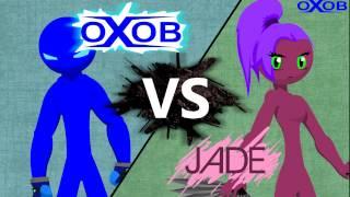 Oxob vs Jade (Battle no.8)