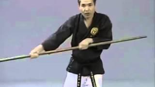 Урок 6  Базовая техника кихон работы с бо разделы 1 и 2