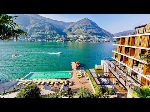 IL SERENO LAKE COMO: Italy's most exclusive hotel (full tour)