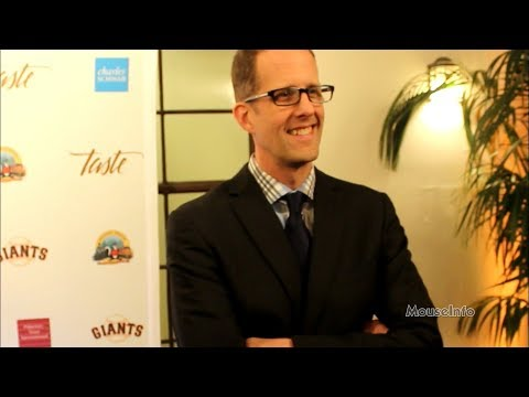Pete Docter on Pixar Pier, John Lasseter, and the WDFM