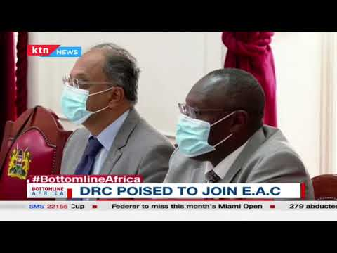 DRC poised to join the East African Community   Bottomline Africa