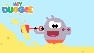A Day at the Seaside - Hey Duggee - Duggee's Best Bits