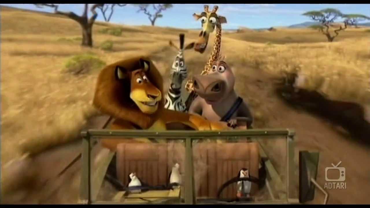 Madagascar Escape 2 Africa (NL) (2008)