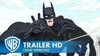 BATMAN NINJA - Trailer #1 Deutsch HD German (2018)