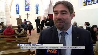 Voisins-le-Bretonneux : Notre-Dame-en-sa-Nativité réouverte