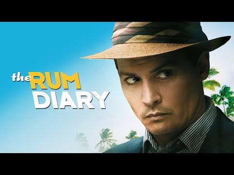 The Rum Diary trailer NL