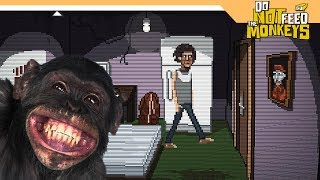 НОВЫЕ ПРИМАТЫ  Do Not Feed the Monkeys Прохождение 9