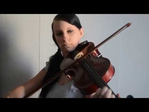 The Walking Dead Theme Song ( violin cover )