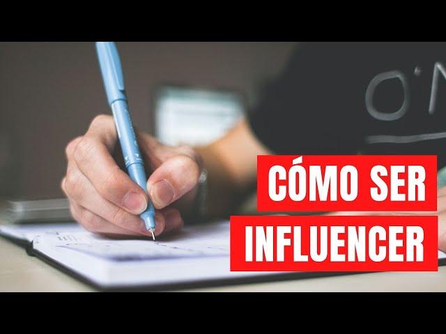 Influencer: la nueva profesión   mi nuevo libro para ser un nómada digital