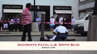 Accidente fatal riba boulevard - 24ora.com