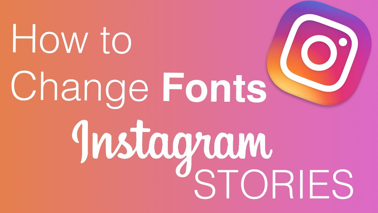 Cambiare Calligrafia Instagram Hack To Change Fonts In Instagram Stories