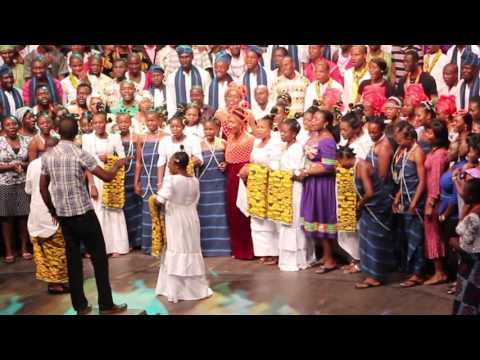 Nigerian Christmas Music: Yak Ikom Abasi by FILM Mass Choir 2013