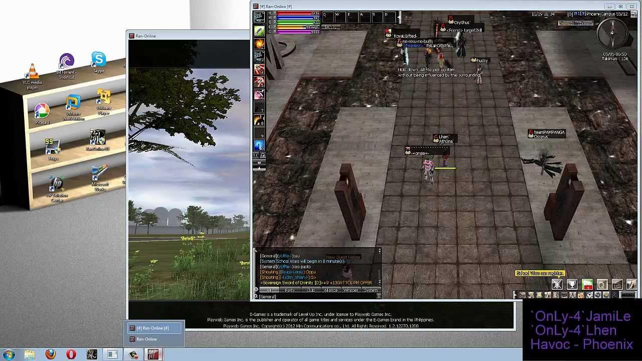 Ran Online Dual Client [Sandboxie]