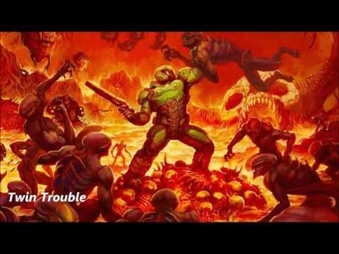 DOOM (2016) OST - Twin Trouble (Hell Guard Boss Fight)