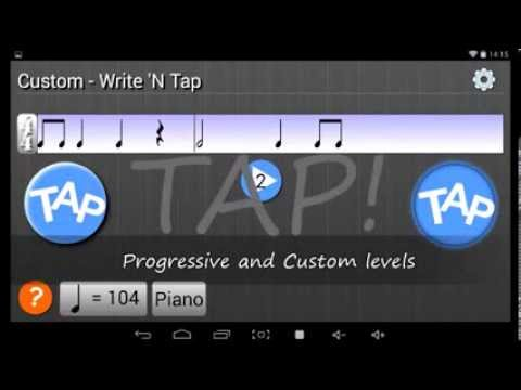 Music Rhythm Master (Promotional video for the Android App)