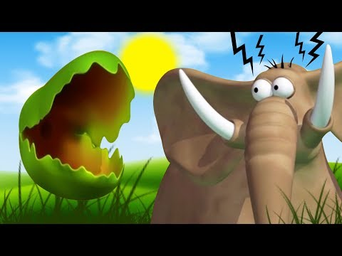 Death Trap | Funny Animal Cartoon For Kids | Gazoon - The Official Channel |