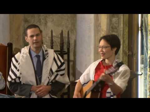 Ose Shalom - Rabbi Angela Buchdahl and Cantor Azi Schwartz